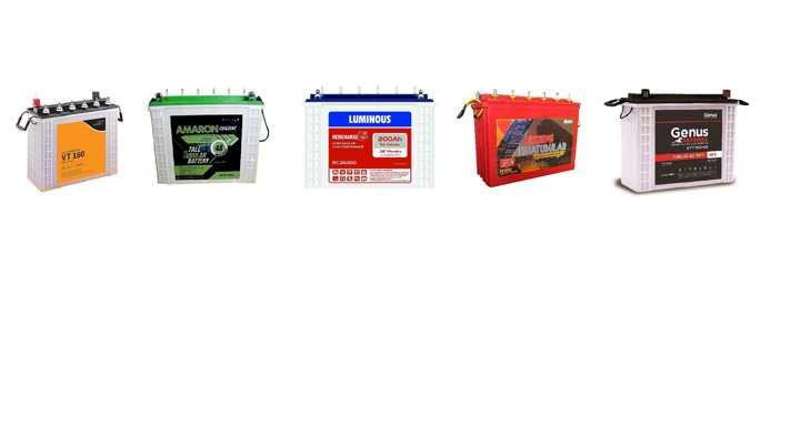 Top 10 Best Inverter Battery in India